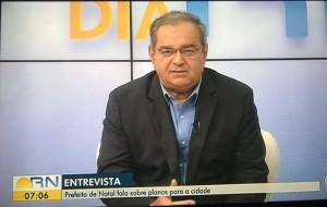 ÁLVARO DIAS NA INTERTV